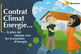 contrat climat énergie Lorraine rénovation BBC