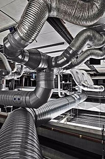 Infiltrométrie réseaux aérauliques, Etanchéité à l'air réseaux ventilation