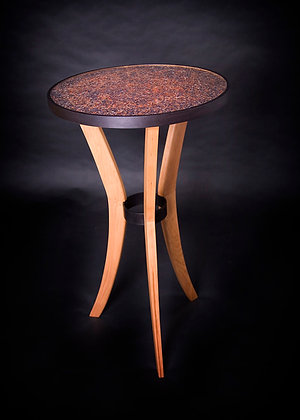 BISTRO TABLE - SHELL