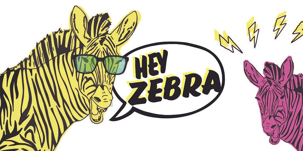 Hey Zebra Can Release