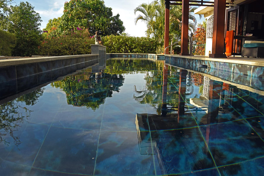 Miro Porchetta in Barbados, West Indies