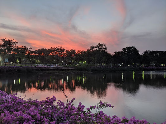 Greg Legault, Benjakiti Park, Bangkok, T