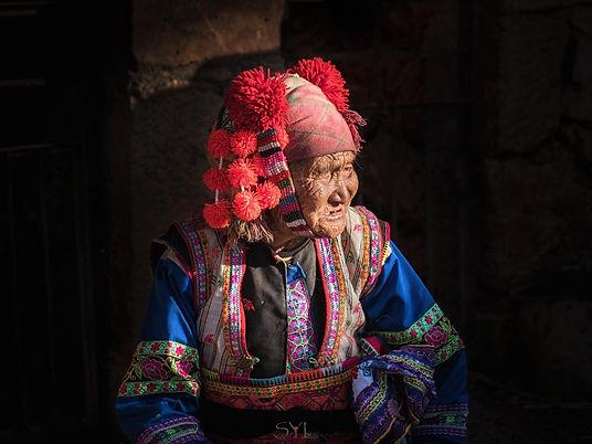 Sylvester Wong, Yuanyang Township, China