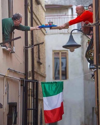 Fernande Guerrieri in Rome, Italy.