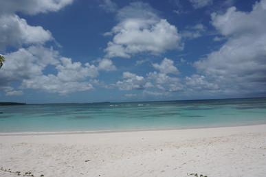 Brenda Lee Browne in Antigua, West Indies.