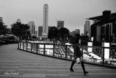 Hans Friedrich in Guangzhou, China.