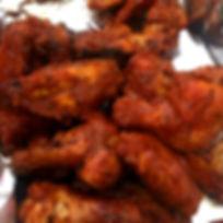 BBQ'd Barrel & Bottle Wings