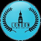 London Web Fest Logo - Short Film Festival
