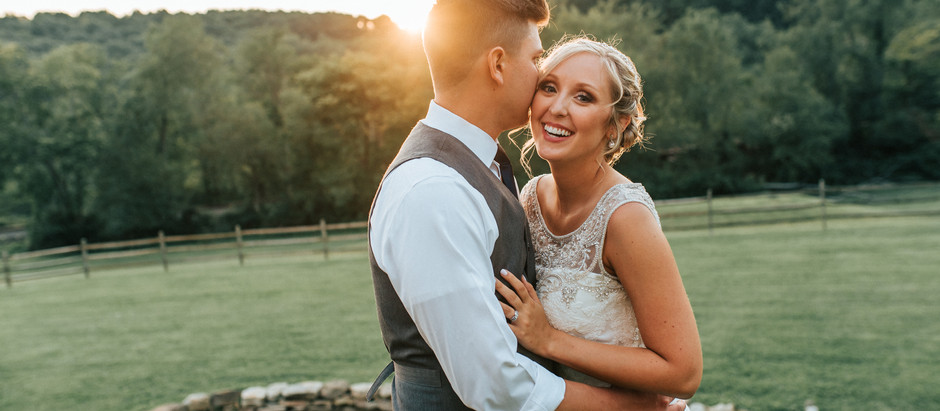 Merissa & Aaron's Dream Wedding Day