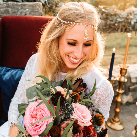 Boho Styled Shoot | Wedding Inspiration