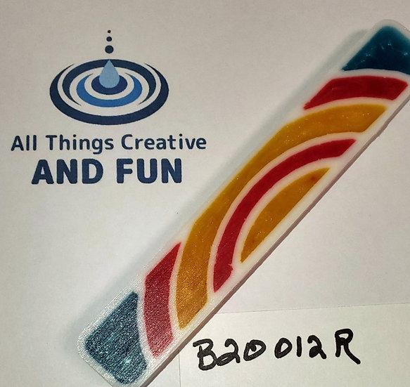 DIY - Rainbow Pen Blank