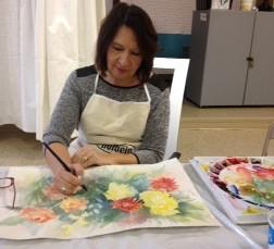 JoAnne Harris Workshop