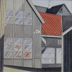 Modern Reykjavik