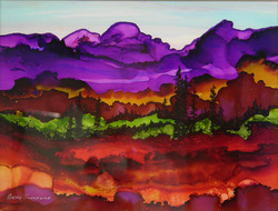 Purple Mountain