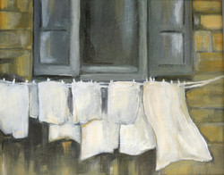 Old Town Rhodes - Laundry