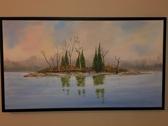 Island in the Whiteshell