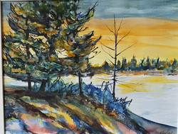 Colours of the Whiteshell