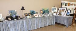 table display & award corner