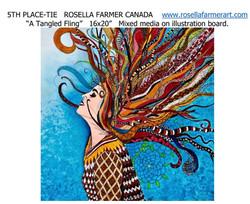 A Tangled Fling by Rosella Farmer