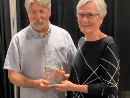 Member Awards/Showing
