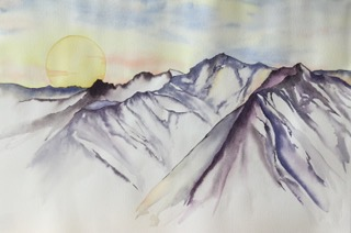 Kluane Mountain Range