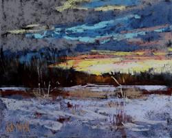 Assiniboine Forest Sunrise