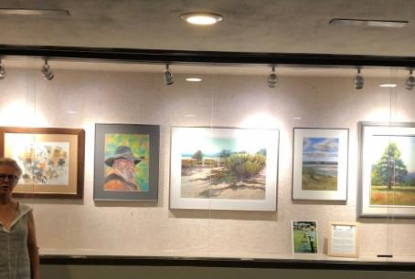 Shirley Rayner exhibit Wpg Concert Hall