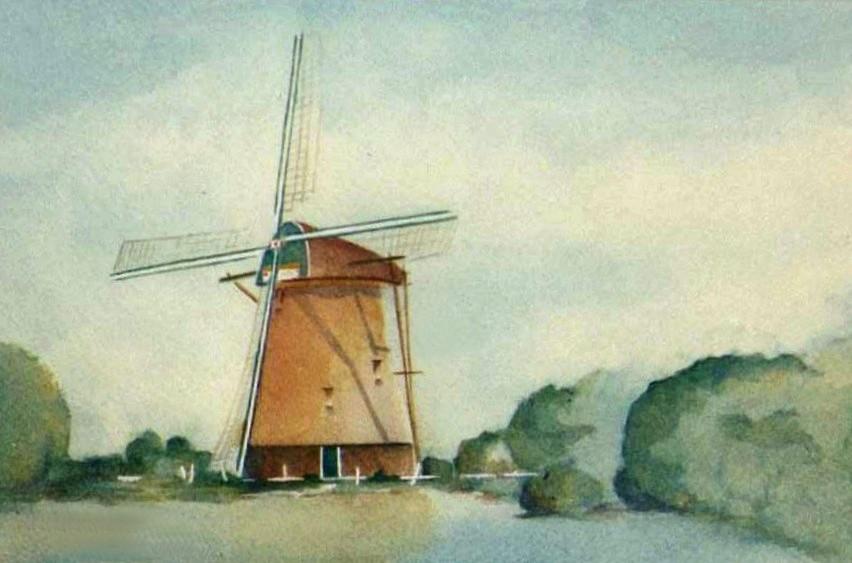 Molen II (Kinderdijk)
