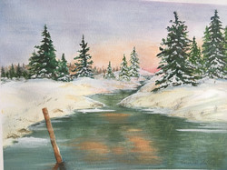 A Winter's Eve