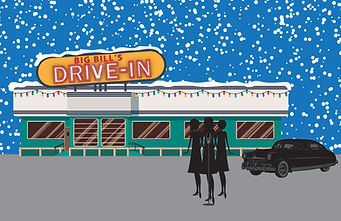 carol and the belles drive-in.jpg