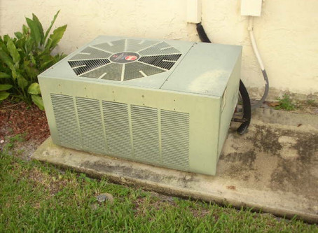 Is your central air-conditioning system ready for the season?