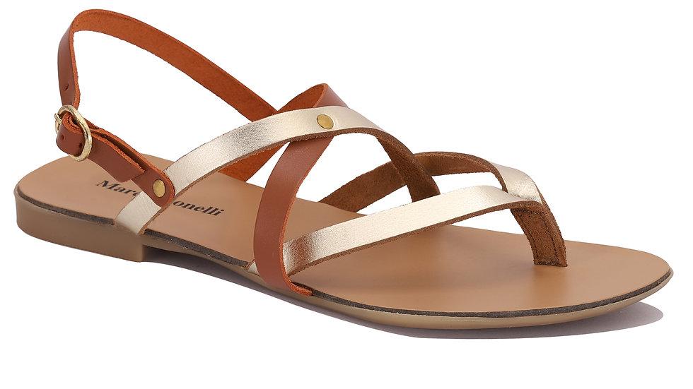 Sandales en cuir Erena