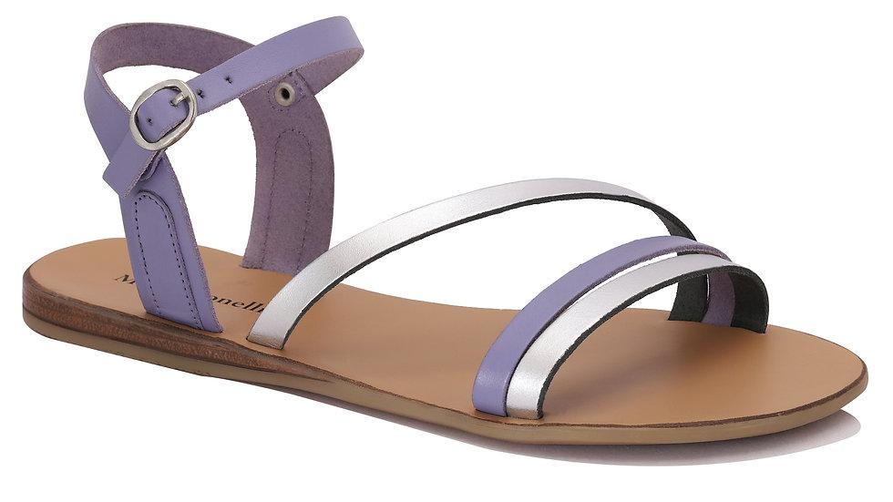 Sandales en cuir Carmela