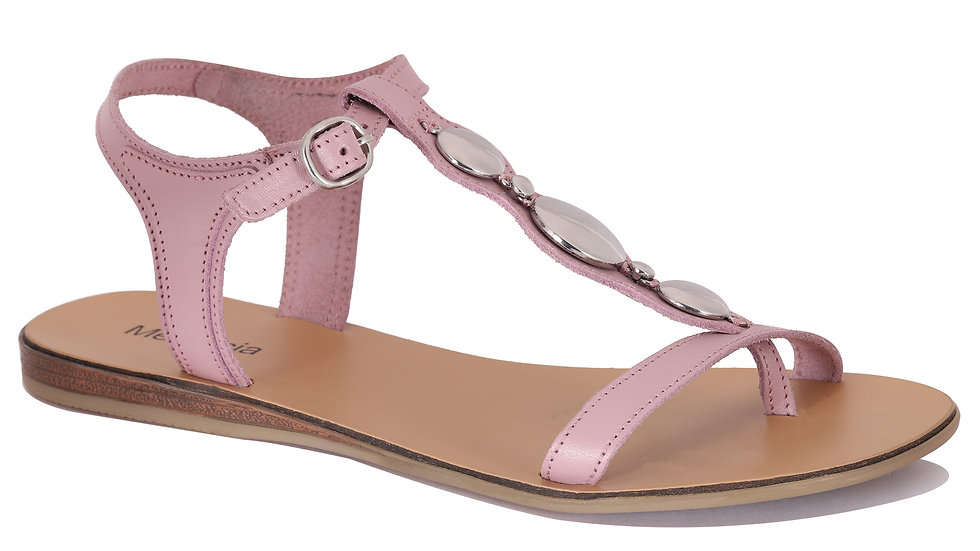 Sandales en cuir Olivia