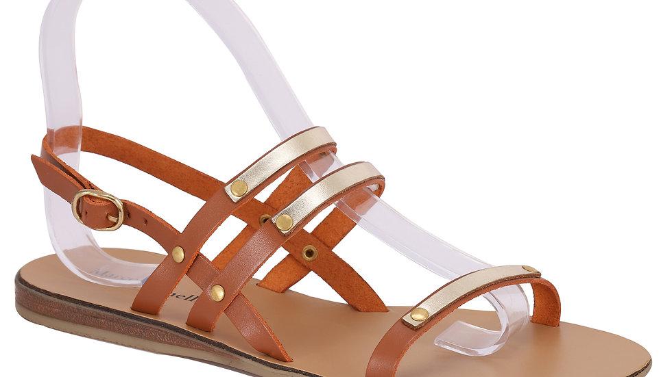 Sandales en cuir Morenna