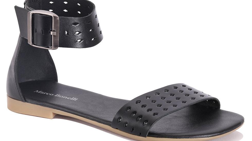 Sandales en cuir Oriana