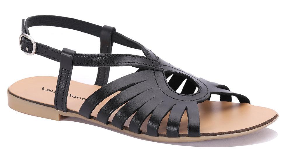 Sandales en cuir Paola