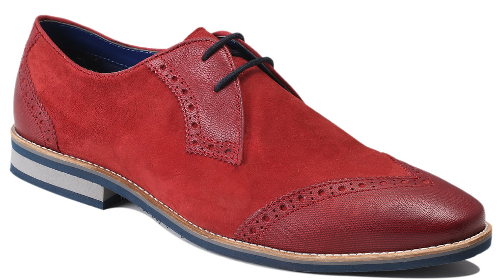 Derbies en cuir Manzoni