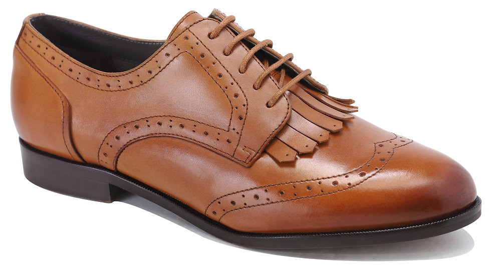 Derbies en cuir Tiago