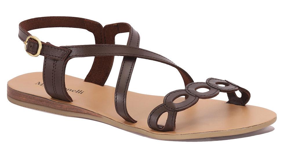 Sandales en cuir Eletta