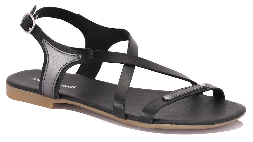 Sandales en cuir Alissa