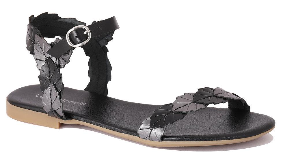 Sandales en cuir Tina