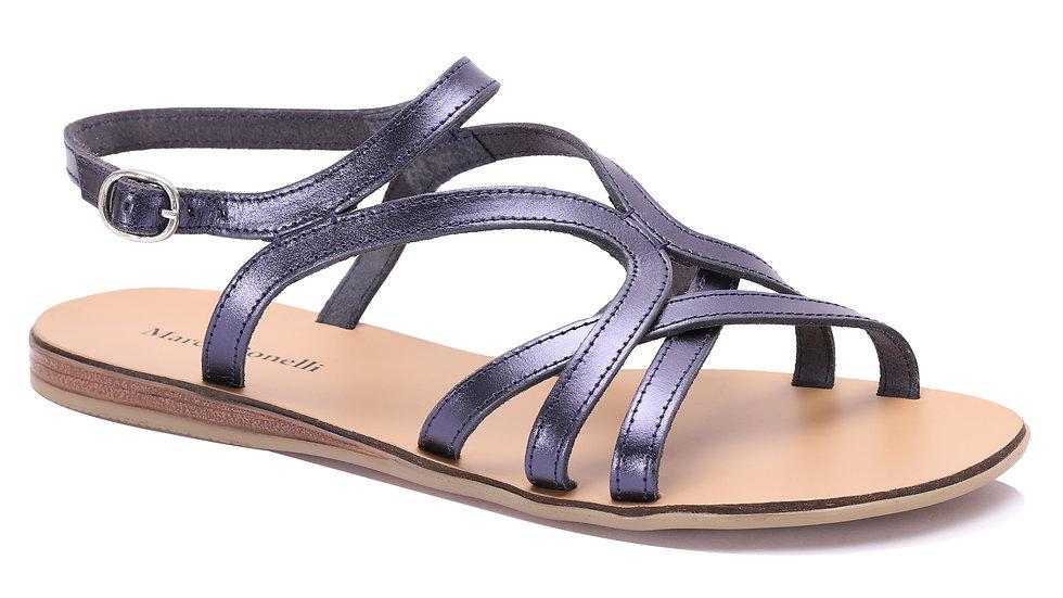 Sandales en cuir Elda