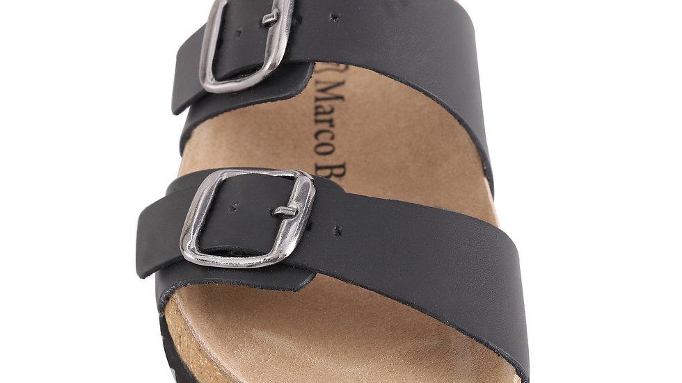 Sandales en cuir Cristina