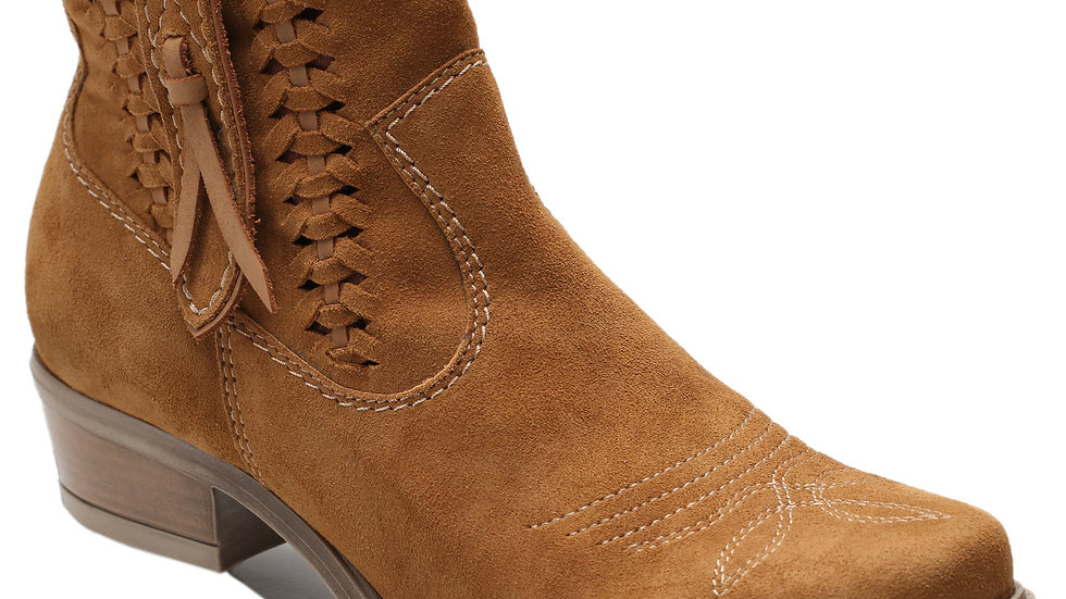 Bottines en cuir Eliana