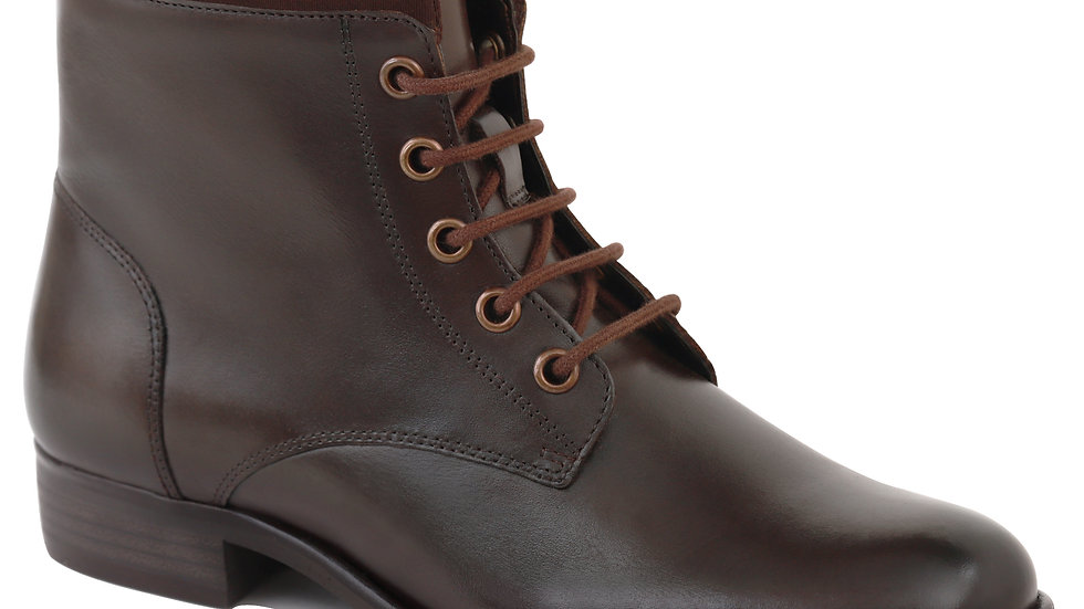 Bottines en cuir Sebastiano
