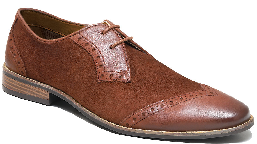 Derbies en cuir Lino