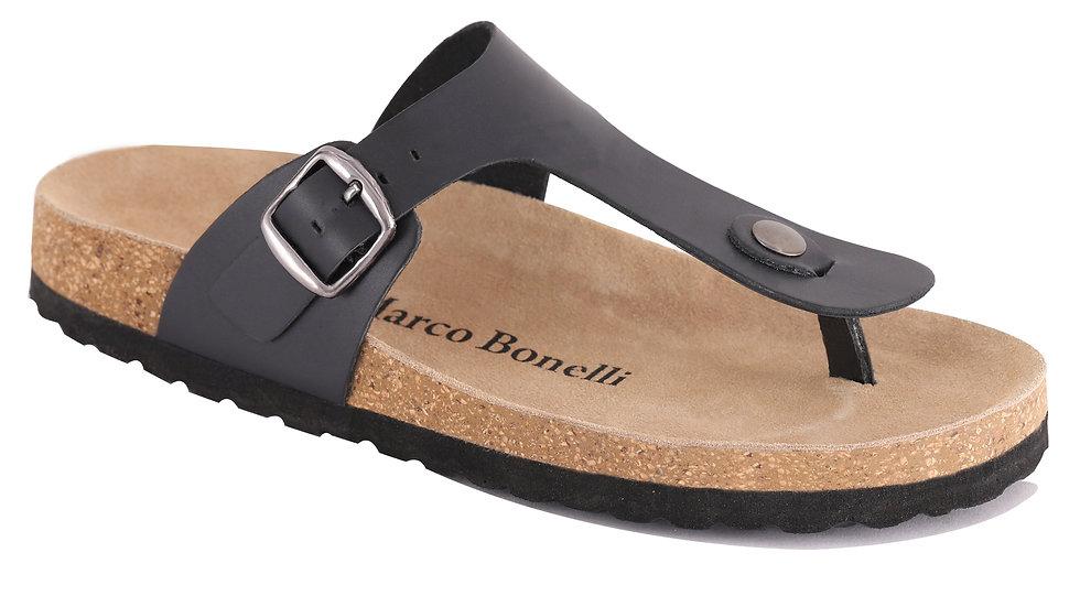 Sandales en cuir Mikaela