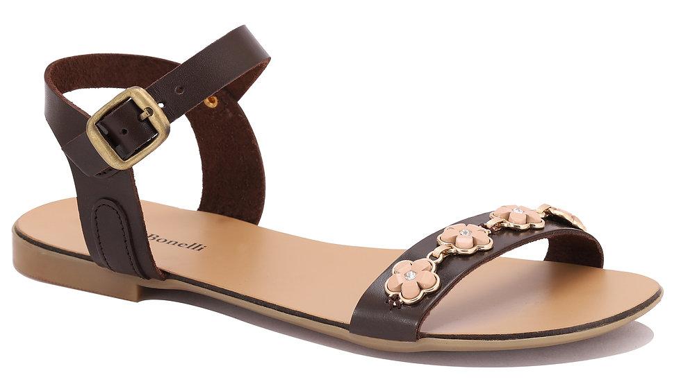 Sandales en cuir Gabriella