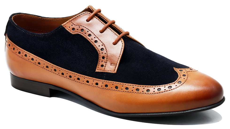 Derbies en cuir Lauryne